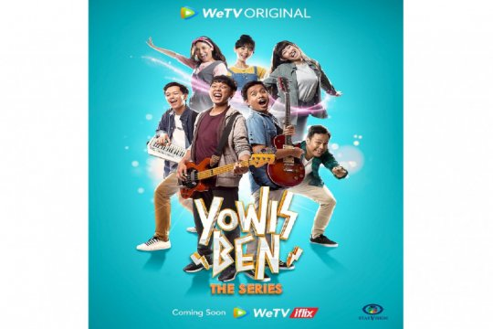 """""""Yowis Ben"""" hadir dalam format serial, tayang di WeTV dan iflix"""