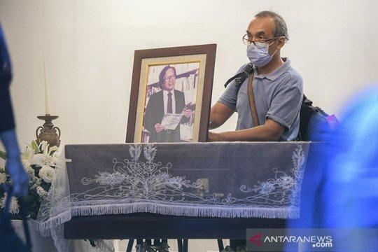 Alasan Jakob Oetama dimakamkan di TMPNU Kalibata
