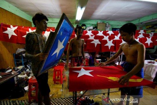 Setengah TPS di Rakhine untuk pemilu Myanmar tak berfungsi