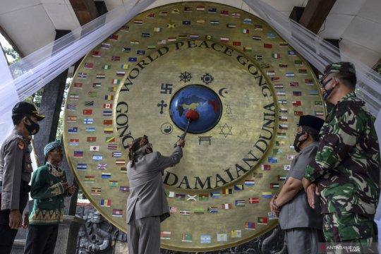 Perayaan Gong Perdamaian Dunia