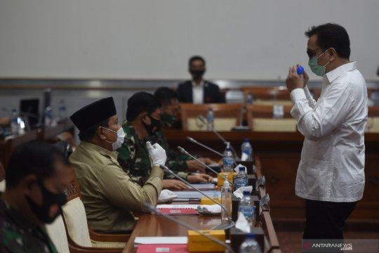 Anggota DPR pertanyakan ketidakhadiran Menhan dalam rapat di DPR