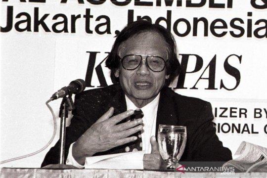 Jakob Oetama saksi hidup perubahan besar Indonesia