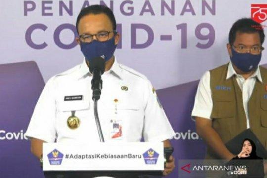 Anies: Pembatasan keluar-masuk DKI tak mudah hanya oleh Jakarta