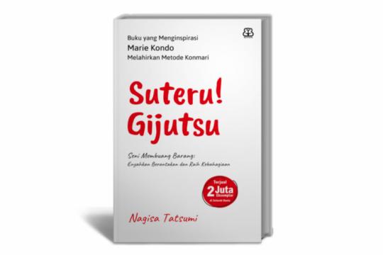 """""""Suteru! Gijutsu"""" karya penulis Nagisa Tatsumi hadir di Indonesia"""