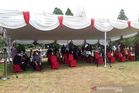 TMP Kalibata pastikan penerapan protokol kesehatan pemakaman JO