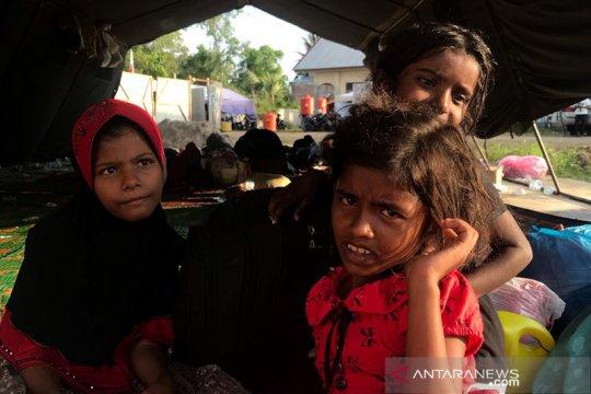 Aceh, sasaran etnis Rohingya mendarat di tengah COVID-19