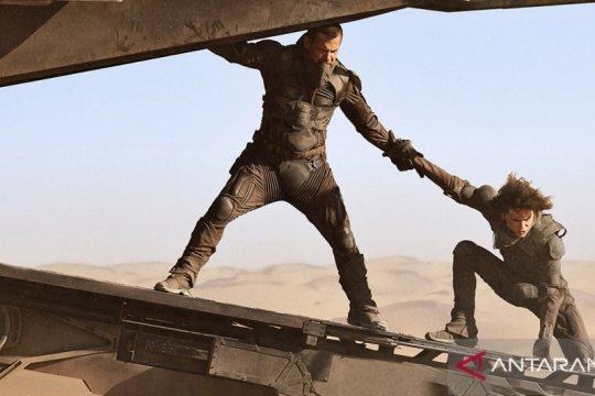 """Cuplikan terbaru film """"Dune"""", film sci-fi Timothee Chalamet"""