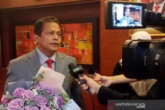 "Sekjen DPR bantah ""lockdown"" gedung parlemen"