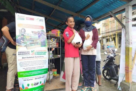 ACT Maluku aktivasi Lumbung Sedekah Pangan Batumerah