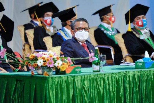 Rektor: Sulsel unik, Wali Kota dan Gubernurnya adalah guru besar