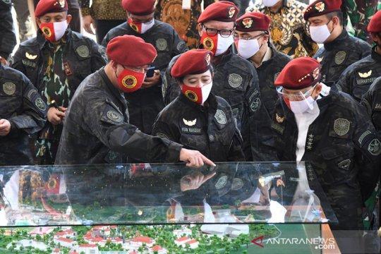 """Wakil Ketua MPR pertanyakan keberadaan """"pasukan khusus"""" BIN"""