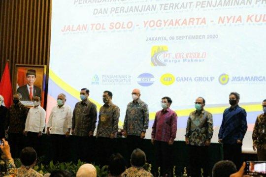 PII beri jaminan Proyek Jalan Tol Solo-Yogyakarta-NYIA Kulon Progo