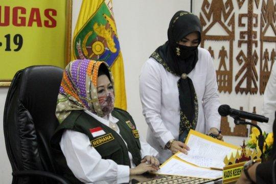 Dinkes sebut Lampung miliki 317 tempat tidur isolasi, 84 terpakai