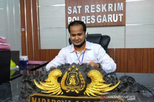 Polres Garut periksa lima orang terkait kasus mengubah lambang negara