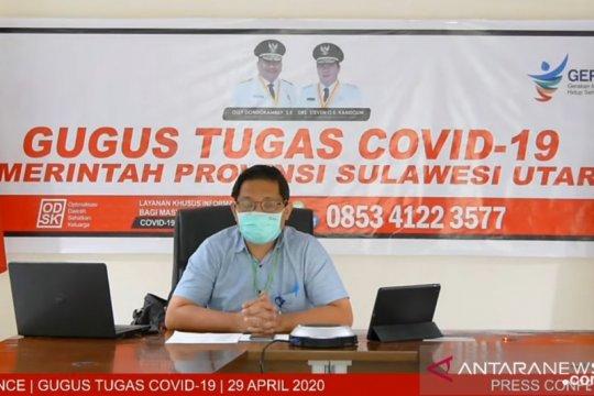 Kotamobagu terbanyak ketambahan kasus positif COVID-19 di Sulut