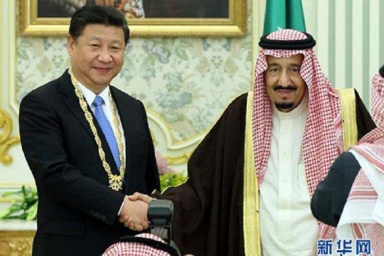 Kepada Raja Salman, Xi harap harga vaksin terjangkau masyarakat dunia
