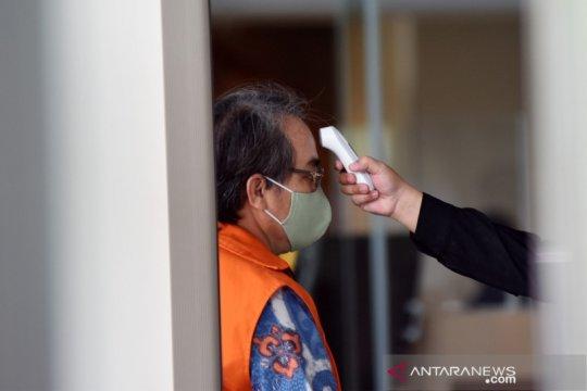 Hong Arta jalani pemeriksaan lanjutan di KPK