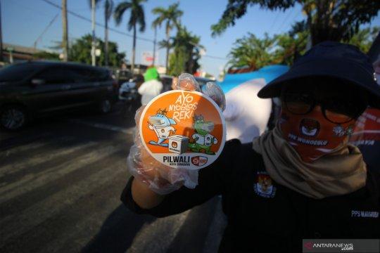 Sosialisasi pemilihan Walikota Surabaya