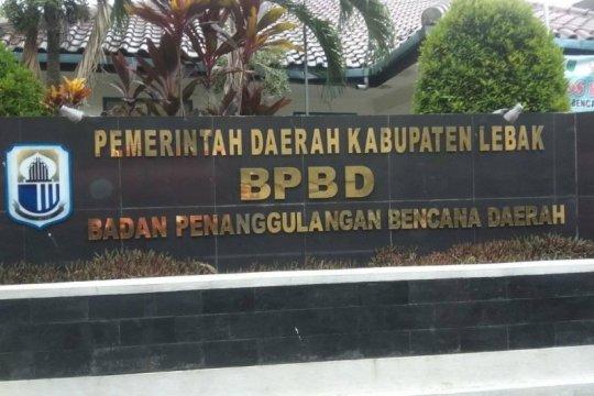 BPBD Lebak: Tiga rumah roboh diterjang angin kencang