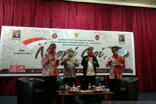 BNPT-FKPT sosialisasikan bahaya penyebaran paham radikal lewat medsos