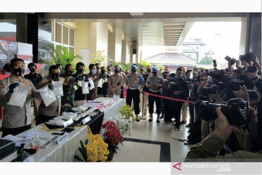 Polda Jateng sita 8 kg sabu dan ribuan ekstasi dari dua pengedar