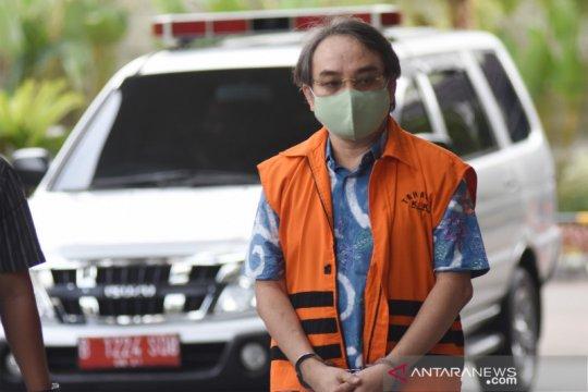 Pengusaha didakwa suap eks anggota DPR dan pejabat PUPR Rp11,6 miliar
