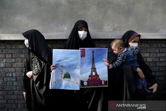 Prancis tak berencana boikot balik produk Turki