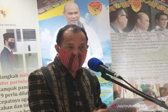 Menteri Edhy positif, 10 pejabat di NTT lakukan uji usap