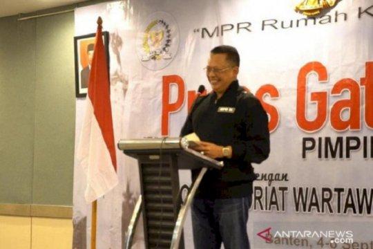 MPR harap kebijakan PSBB total tekan penularan COVID-19 di Jakarta