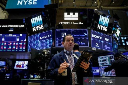 "Wall Street ""rebound"" setelah pejabat Fed beri kepastian kebijakan"