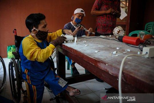 Kemensos-Enklude jajaki kerja sama berdayakan disabilitas