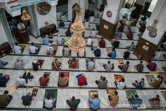 Pemprov DKI Jakarta terbitkan pedoman beribadah saat PSBB Transisi