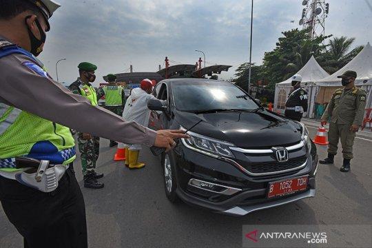 Gubernur Banten perpanjang masa PSBB jadi satu bulan penuh