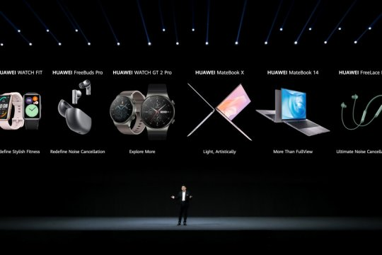 Huawei perluas portofolio produk, umumkan enam perangkat baru