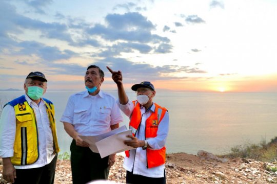 Pembangunan terminal logistik Labuan Bajo ditargetkan rampung Desember