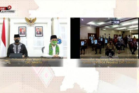 Puluhan warga Pondok Pinang terima bantuan IUMK