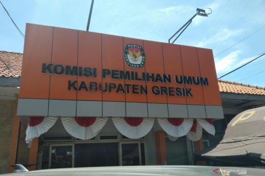 Kantor KPU Gresik disterelisasi setelah komisioner terpapar COVID-19
