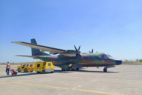 Pesawat TNI AU gelar operasi pengintaian di ALKI III