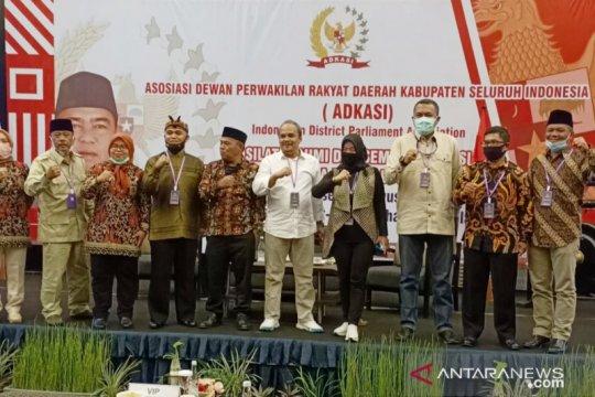 Ketua DPRD Bogor pimpin Adkasi Provinsi Jawa Barat