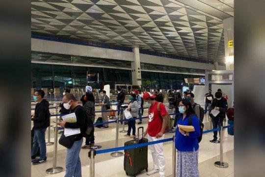 AP II terbitkan ketentuan di bandara selama PSBB