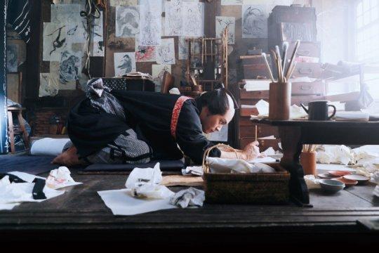 """""""Underdog"""" dan """"Hokusai"""", pembuka dan penutup Festival Film Tokyo"""