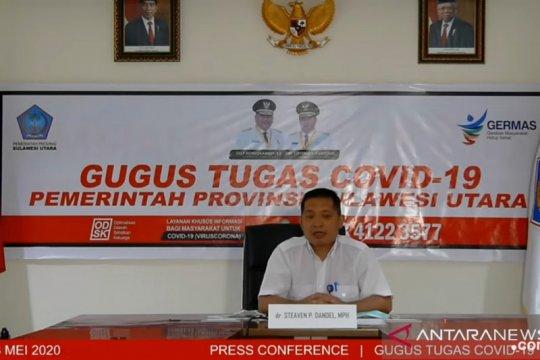 3.156 warga Sulut sembuh dari COVID-19