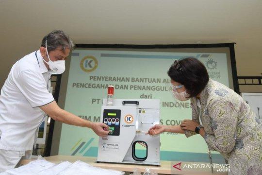 PLN gandeng Karpowership Indonesia salurkan 17 ventilator