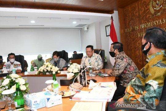 Bamsoet: MPR bantu pemerintah jalin komunikasi dengan rakyat Papua