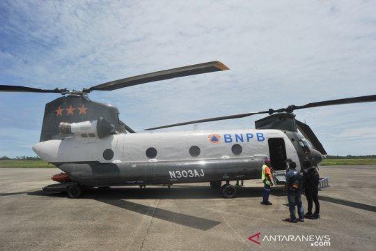 BNPB datangkan helikopter Chinook dari Amerika Serikat