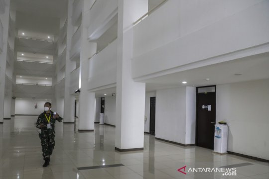 RS Darurat COVID-19 siapkan tower lima untuk isolasi pasien