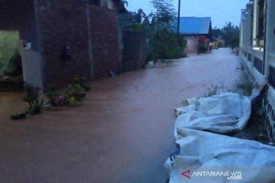 BPBD : 121 desa di Bengkulu Tengah rawan bencana