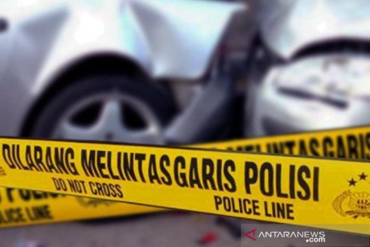 Dua meninggal dalam tabrakan beruntun di jalan Tol Cipali