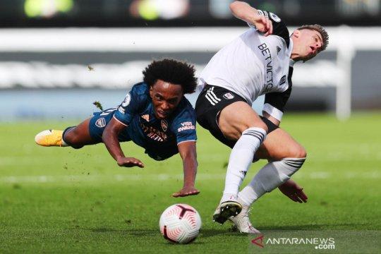 Arsenal menang telak atas Fulham pada partai pembuka Liga Inggris