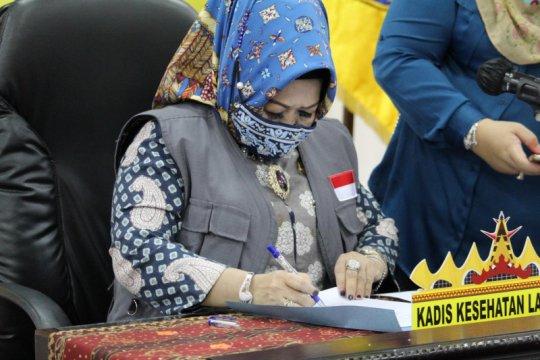 Dinkes Lampung: Kasus positif COVID-19 tambah 44, 39 dari penelusuran